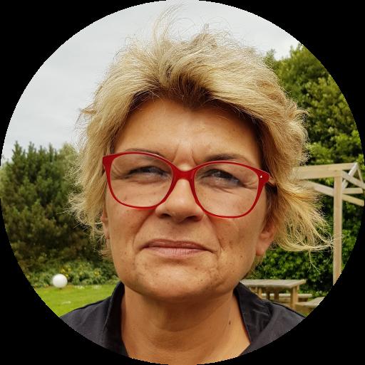 Valérie Gerardin, chef du restaurant à Tribord